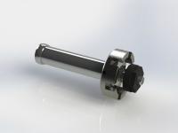035-171 Assieme spina cilindrica per rettifica denti corone