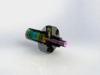 mm2-069-018 Pinza elastica con tirante per rettifica corone