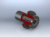 006-531 Assieme di pinza elastica con chiusura a tirante per macchina stozzatrice
