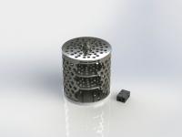 mm2-138-181 Attrezzatura per sbavatura termica per distributore