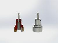 mm2-051-087 Chiave per avvitatore speciale per serraggio tappi in plastica